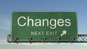 change sign